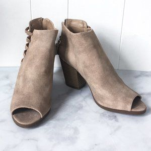 Kenneth Cole Reaction Peep Toe Bootie